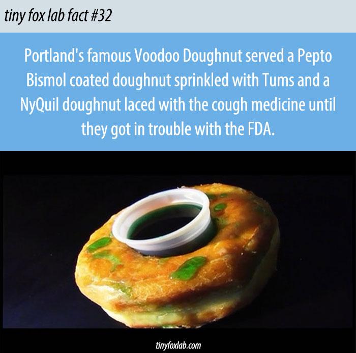 The Secret Ingredients Behind Voodoo Doughnut