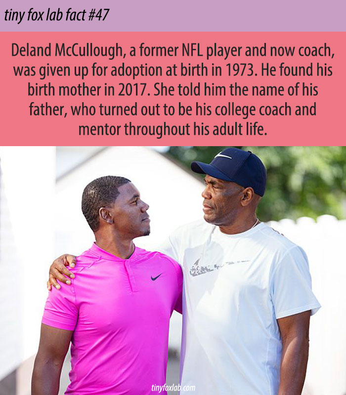Deland McCullough's Story