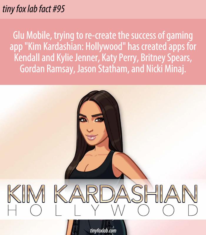 Celebrity Gaming Apps