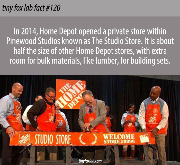 The Home Depot Studio Store