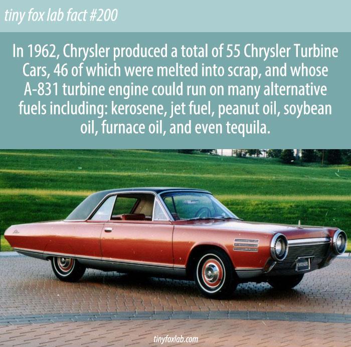 Turbine-Powered Chrysler