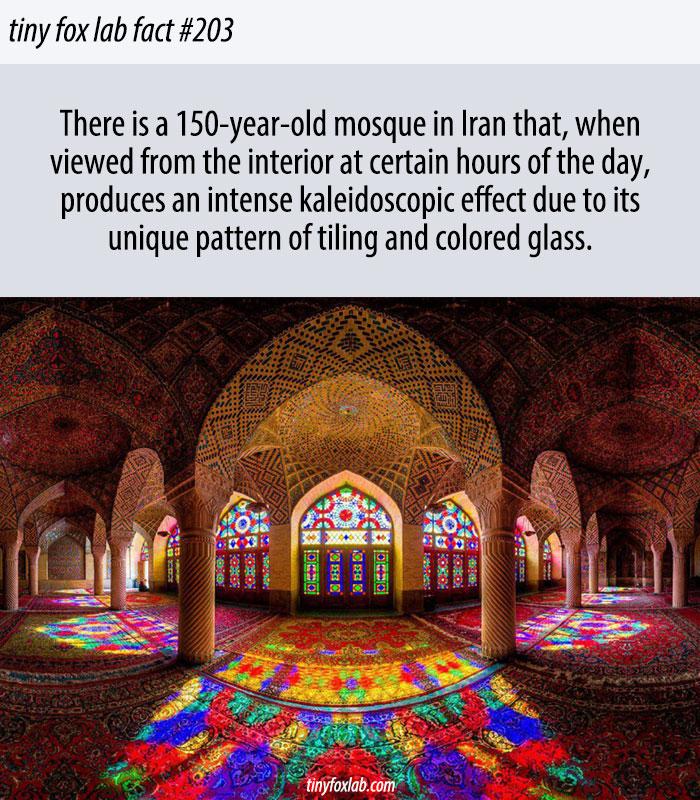 Nasir ol-Molk Mosque, Shiraz