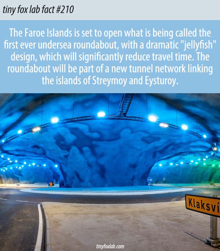 Underwater Tunnels Revolutionize the Faroes