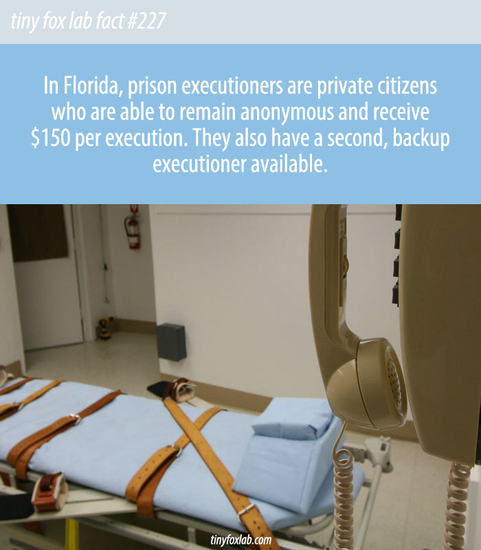 Florida's Executioner is a Private Citizen