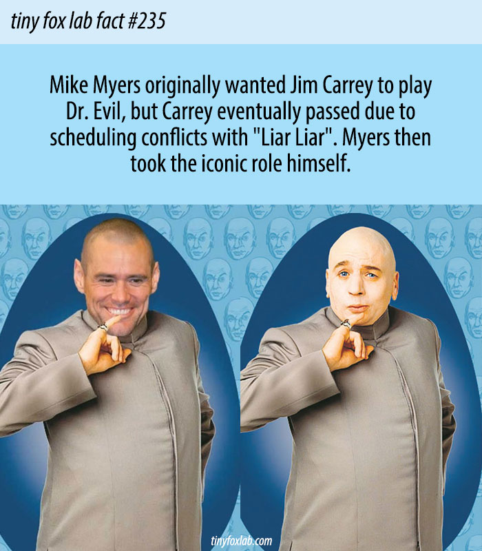 The Lost Roles of Jim Carrey