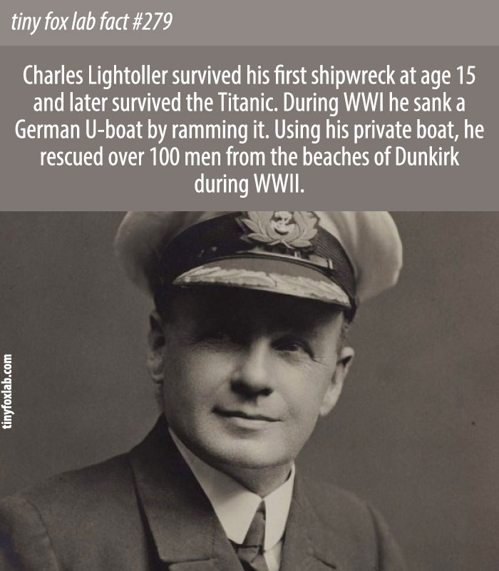 The Incredible Story of Charles Lightoller