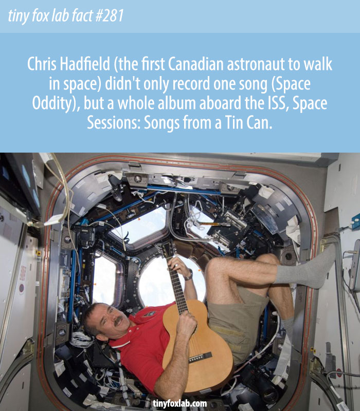 First Canadian Astronaut to Walk in Space